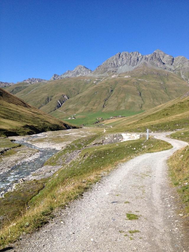 Val Bergalgia Avers