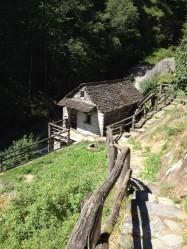 2017_07_Verzascatal_Mühle unterhalb Gorippo