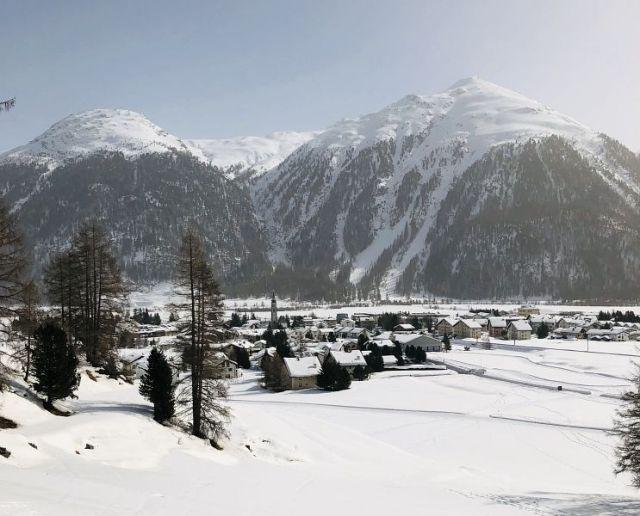Winter im Val Bever